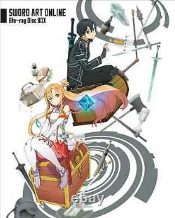 Sword Art Online Box Set Blu-ray