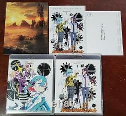 Sword Art Online II Phantom Bullet Limited Edition Blu-ray Box Set I Aniplex