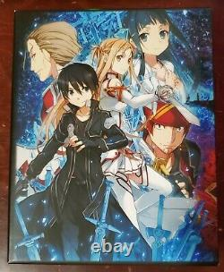 Sword Art Online Limited Edition Blu-ray Box Set I Aniplex