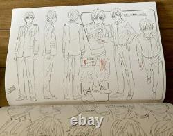 TOSHIHIRO KAWAMOTO ANIMATION ARTWORK BOOK 3 Set THE RELUCENT 2006-2020 Gundam