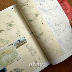 TRIGGER KILL LA KILL Animation Art book 2 Set Animation Imaishi SUSHIO