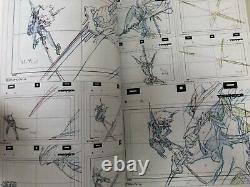 TRIGGER KILL LA KILL Animation Art book 3 storage box set animation anime SUSHIO