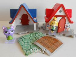 Takara Tomy Arts Animal Crossing All 5set Gashapon mascot toys Complete set