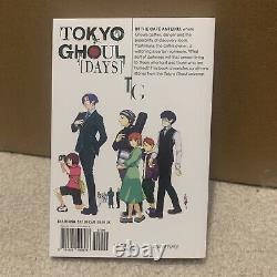 Tokyo Ghoul+re English Japanese Manga Set+14+Anime Art Book+zakki+Void+Past+Days