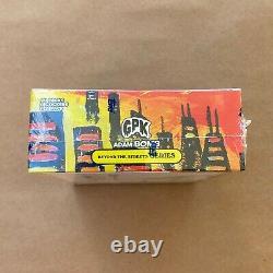 Topps Garbage Pail Kids Beyond The Streets Sealed Card Set Box Graffiti Art Gpk