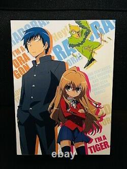 Toradora! Complete Limited Edition Blu-ray Box Set