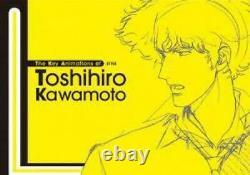 Toshihiro Kawamoto Animation Art Book Special Set Blood Blockade Battlefront