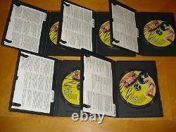 Urusei Yatsura TV Series 16-20 Box Set (Anime DVD, 2003, 5-Disc Set, Used)