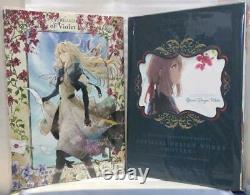 Violet evergarden movie official design & fan book set kyoto animation anime art