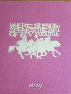 Where Silence Speaks The Art Of Bev Doolittle 17 Piece Set Signed 1293 Of 3500