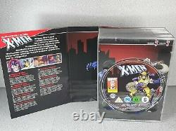 XMEN The Ultimate Collection DVD Box Set Complete Animated Series 1-5 Art Cards
