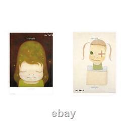 YOSHITOMO NARA Litho Posters Set of 11